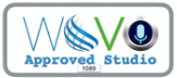 jeff jordan voice is a WOVO approved studio